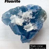 Blue Fluorite - Table Piece