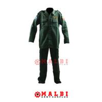 Seragam PDL Linmas Hansip Baju Celana Drill | GROSIR