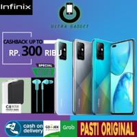 INFINIX Note 8 RAM 6/128GB - 6/64GB Garansi Resmi