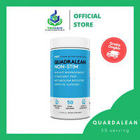 RSP QUADRA LEAN STIMULANT FREE NON STIMULANT FAT BURNER