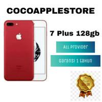 IPHONE 7PLUS 128 GB GARANSI PLATINUM 1 TAHUN