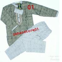 baju koko anak laki laki baju muslim anak baju turki 8-12tahun
