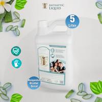 TLF Hand Sanitizer Antiseptik 5 Liter BPOM