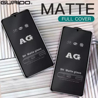 XIAOMI REDMI 9T TEMPERED GLASS MATTE FROSTED FULL COVER FULL SCREEN