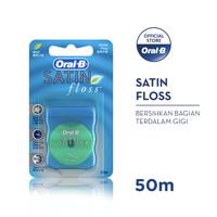 Oral-B Benang Gigi Satin Floss 50 M
