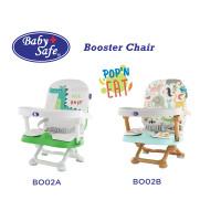 Baby Safe POP n Eat Booster Seat Kursi Makan Bayi BO02