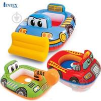 Ban Renang Anak Intex Kiddie Car Float Pelampung Mobil Duduk 59586