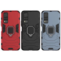 VIVO Y51 2020 SOFT CASE HYBRID PANTHER SERIES