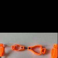 Clip glove / gantungan sarung tangan
