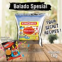 Bumbu Tabur Rasa Balado Spesial KING MIX 1 KG