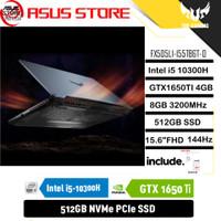 ASUS TUF GAMING F15 FX506LI i5-10300H 8GB 512GB GTX1650Ti 4GB W10 OHS