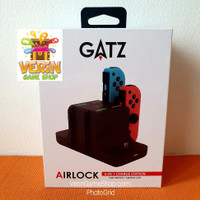 Nintendo Switch / Lite GATZ Airlock 6-in-1 Charging Dock Stand Station
