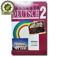 Buku Panduan Kamus Bahasa Jerman Kontakte Deutsch 2 Untuk SMU