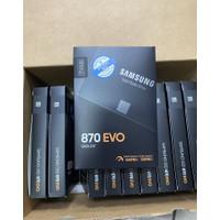 SSD SAMSUNG EVO 870 250GB RESMI 5 TAHUN