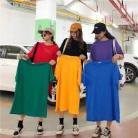 [Oversize Basic Dorly] Kaos Polos Jumbo - Baju Atasan Wanita Big Size