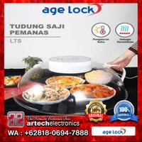 AGE LOCK TUDUNG SAJI PEMANAS DAN DISINFEKETAN 60CM (Kota Medan)