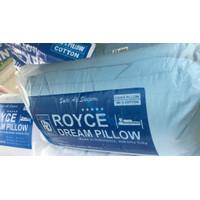 Royce Dream Pillow (Goose Down) - BANTAL BULU ANGSA SINTETIS