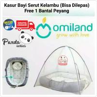 Kasur Bayi Kelambu Kolam Kojong Bantal Peyang- Omiland OYK 1141