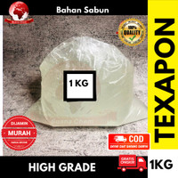 Texapon 1kg / Emal N70 / SLS / SLES / Ecosol / Bahan Sabun