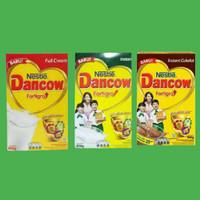 Susu Dancow Fortigro full cream fullcream 800 gr Dancow instan cokelat