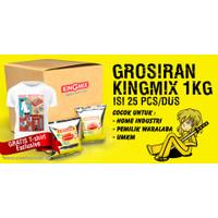 Bumbu Tabur Kingmix Kuning Grosir 1 Kg