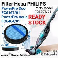 Filter Hepa PHILIPS FC6404/01 FC6167/01 Vacuum Cleaner FC5007/01