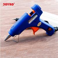 Joyko Alat Mesin Lem Tembak Kecil Hot Melt Glue Gun GG-850 20 Watt Ori