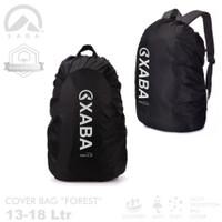 XABA Cover Bag FOREST 13-18 Liter - Penutup Tas - Rain Cover