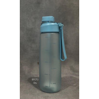 BOTOL AIR MINUM FOOD GRADE BPA FREE 800ml - BP070 - Biru