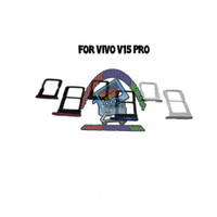 SIM TRAY SIMLOCK DUDUKAN SIM CARD VIVO V15 PRO ORIGINAL NEW
