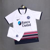 Jersey Baju Bola San Lorenzo Away Liga Amerika Latin MLS XXL 2020 2021