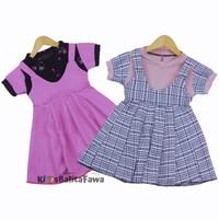 Dress Nagita size 1-2 Tahun / Dres Anak Perempuan Murah Baju Balita