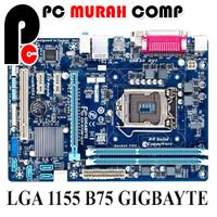 Gigabyte GA-B75M-D3V motherboard - micro ATX - LGA1155 Socket B75