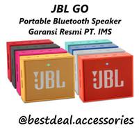 JBL Go Speaker Original Garansi IMS (RESMI) Original Black Red Grey