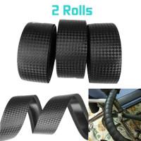 Hand Grip Bar Tape Sepeda 2 Roll Pelapis Stang