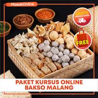 Resep Bakwan Malang Kursus Masak by MasakOnline | ANTI GAGAL