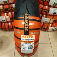 Ban maxxis Nmax up size belakang 140/70-13 victra
