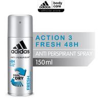 ADIDAS Action 3 Fresh 48H Anti Perspirant Spray