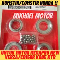 KOMSTIR COMSTIR HONDA CB150R / NEW MEGAPRO / VERZA / CBR 150 KTR