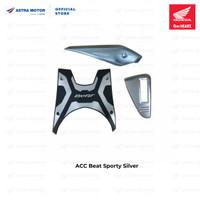 Paket ACC Honda Beat Sport Silver 08000K25GSLV