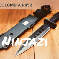 pisau hunting colombia 852