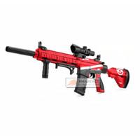 Mainan WGG M416 PUBG Kid Version Spring Manual Rifle Water Gel Blaster