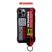 Skinarma - Hasso Strap Case iPhone 12 / 12 Pro / Pro Max - Red