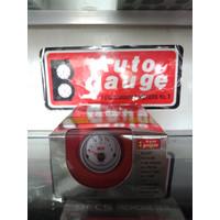 Indikator Meter / Gauge Autogauge Fuel Level (Bensin) 2inch