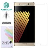 Nillkin Clear Screen Guard Samsung Galaxy Note FE - Antigores Layar