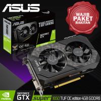 ASUS TUF GeForce GTX 1650 SUPER OC edition 4GB GDDR6