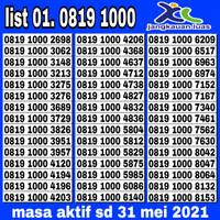 Nomor cantik xl 4g lte seri 087870000