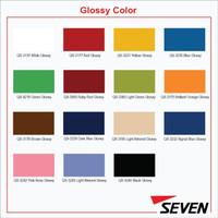SEVEN PVDF 0,3 mm Aloy 3003 / 4mm