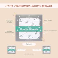 Little Palmerhaus Hoodie Blankie - Selimut Topi Bayi - Galactic