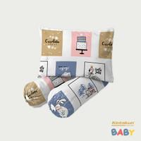 Kintakun Set Bantal + Guling Bayi Luxury